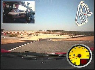 Votre video de stage de pilotage B051100716LEDE0001