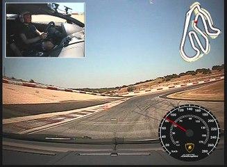 Votre video de stage de pilotage B051100716LEDE0009