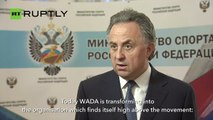 Russian Sports Minister Says Athletes 'Punished Without Reason'