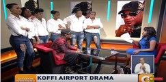 Avant son arrestation, Koffi olomidé et ses danseuses dans une émission de Télé Kenyane