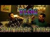 Vlog #1: The Beginning of Summer (Mario kart, Mario party, Peachums, Pizza)