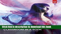 [PDF] Adobe After Effects CS6 Classroom in a Book Full Online[PDF] Adobe After Effects CS6