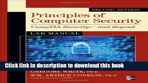 [Read PDF] Principles of Computer Security CompTIA Security+ and Beyond Lab Manual, Second Edition