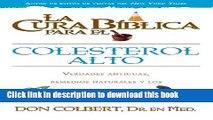 [PDF] Cura Biblica Para Colesterol Alto (La Cura Biblica Para La) (Spanish Edition) Full Colection