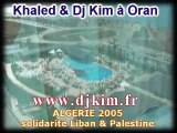 CHEB KHALED DJ KIM ORAN RAÏ ALGERIE 2008