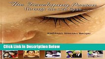 Books The Developing Person Through the Life Span: Paperbound Free Online