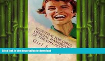READ  Scouting For Girls, Official Handbook of the Girl Scouts  BOOK ONLINE