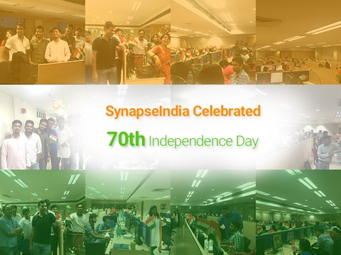 SynapseIndia Celebrations - 70th Independence Day