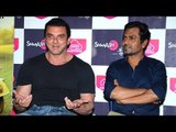 UNCUT Freaky Ali Movie Promotions - Sohail Khan & Nawazuddin Siddiqui