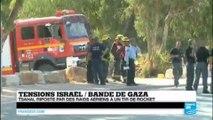 Gaza : des militants proches de l'EI tirent une roquette sur Israël, Tsahal riposte par des bombardements