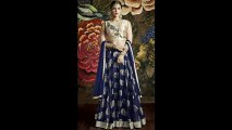 Indian Fashion Long Lehenga Choli Designs