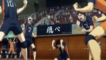 Haikyū!! Karasuno Kōkō VS Shiratorizawa Gakuen Kōkō - Tráiler