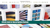 Download Big Magic (deluxe): Creative Living Beyond Fear Book Online