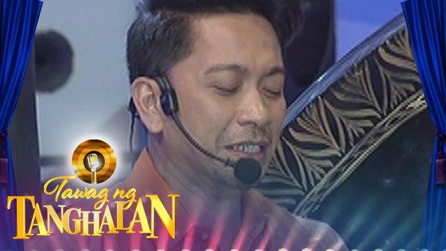 Drama Sa Tanghalan: Jhong expresses his bitternes in singing