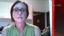 Teacher on Q&A: I wrote some of the reports in the Nauru files – video