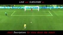 Neymar Jr's Olympics Men's Football Gold Winning Penalty -- Rio Olympics 2016