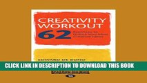 [PDF] Creativity Workout: 62 Exercises to Unlock Your Most Creative Ideas (Large Print 16pt)