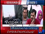 Altaf Hussain has badly cursed on General Raheel Shareef and DG rangers - Says Mustafa Kamal