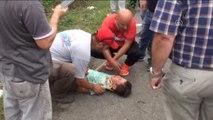 Otomobil Sulama Kanalına Düştü: 6 Yaralı