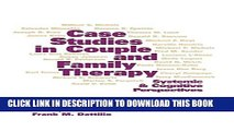 [PDF] Case Studies in Couple and Family Therapy: Systemic and Cognitive Perspectives Popular