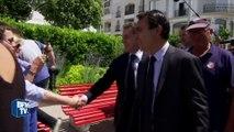 """Nicolas Bay:  la candidature de Nicolas Sarkozy """"est une surprise pour personne """""""