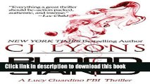 [Popular Books] Blood Stained: A Lucy Guardino FBI Thriller (Lucy Guardino FBI Thrillers) Full