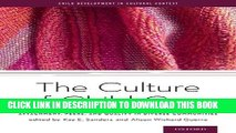 [PDF] The Culture of Child Care: Attachment, Peers, and Quality in Diverse Communities (Child