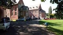 Charleroi : quads, motocross et voitures garées dans les allées du parc de Monceau, c'est interdit!