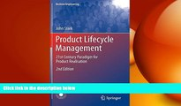 READ book  Product Lifecycle Management: 21st Century Paradigm for Product Realisation (Decision