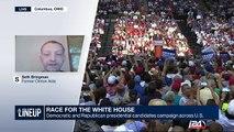 Former Clinton Aide & Democratic strategist Seth Bringman on the campaign