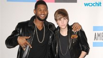 Usher Comments on Justin Bieber's Penis Pictures