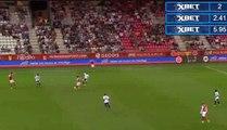 Ngamukol Goal - Stade de Reims 1-1 Red Star 22.08.2016 French Ligue 2