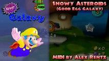 [MIDI REMIX] Good Egg Galaxy/Rainbow Road (Super Mario Galaxy & Mario Kart DS)