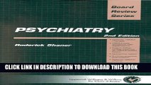 [PDF] BRS Psychiatry Popular Colection