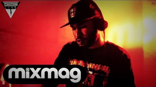 KAYTRANADA - DJ set at Mixmag Live