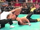 Toshiaki Kawada vs Yoshihiro Takayama 17/07/99