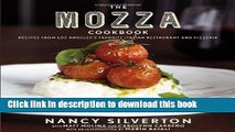 Read The Mozza Cookbook: Recipes from Los Angeles s Favorite Italian Restaurant and Pizzeria Ebook