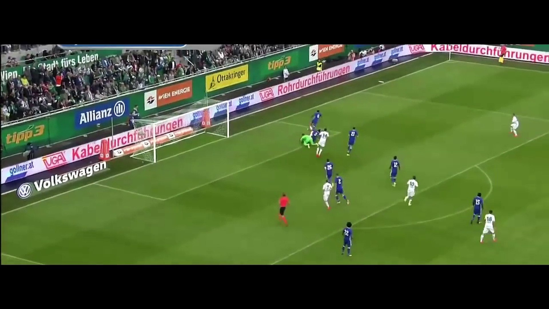 Rapid Wien Vs Chelsea 2 0 All Goals Full Match Highlights 16 07 2016 Video Dailymotion