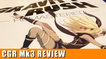 Classic Game Room - GRAVITY RUSH: REMASTERED review for PlayStation 4