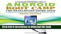 Download Android Boot Camp for Developers Using Java: A Guide to Creating Your First Android Apps