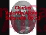 Charles Valentin Alkan - Saltarelle Op.23 - BERNARD RINGEISSEN