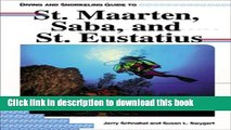 [PDF] Diving and Snorkeling Guide to St. Maarten, Saba, and St. Eustatius Read Online