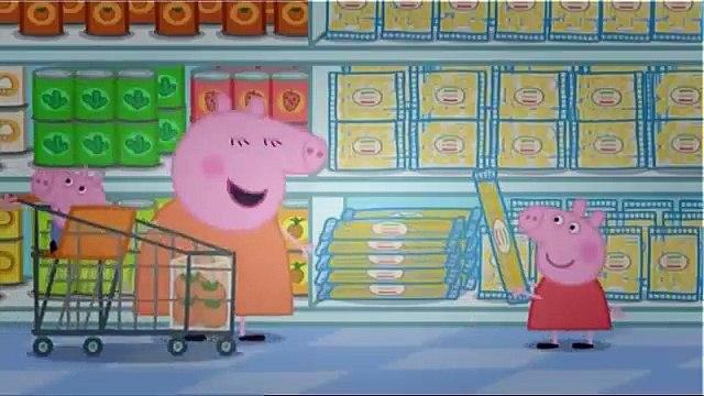 Peppa Pig Shopping Season 1 Episode 41 in English