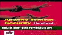Read Apache Tomcat Security Handbook Ebook Free