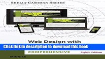 Download Web Design with HTML   CSS3: Comprehensive (Shelly Cashman)  Ebook Online