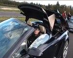 Lamborghini Gallardo Spyder : la symphonie du taureau