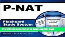 [PDF] P-NAT Flashcard Study System: P-NAT Test Practice Questions   Review for the Pre-Nursing