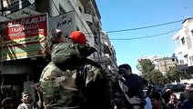 2012.3.17 LÜBNAN BEYRUT KÜÇÜK KIZ IN ESAD SEVGİSİ لبنان SYRİA