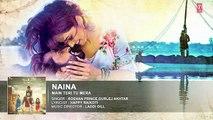 Roshan Prince Naina Audio Song | Main Teri Tu Mera | Latest Punjabi Movie 2016