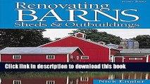 Read Renovating Barns, Sheds   Outbuildings PDF Online